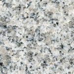 White k granite